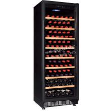 CE/GS aprobado 270l refrigerador de vino