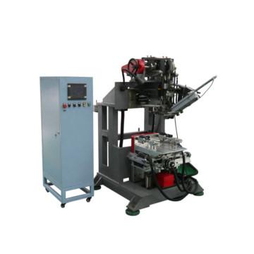 Housewares cleaning brush tufting machine manufacturing