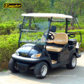 2-Sitzer Elektro-Golfwagen Gartenwagen Elektrobuggy Golf-Streifenwagen