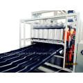 Reciclaje de la línea de extrusión de azulejo esmaltado de PP
