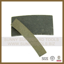 Diamond Schist Stone Segment Toos for Cutting (SY-DTB-33)