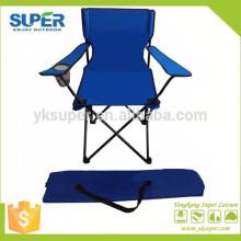 Poliéster silla de camping plegable para exterior