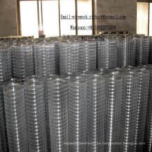 Malla de alambre soldada con autógena galvanizada de la venta caliente de Alibaba hecha en China