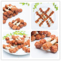 Chicken Rice Rawhide Stick para cuidado dental