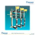 12 - 38.5 kV, 630 - 1 250 A Interior Disconnect Switch / Medium-Voltage / Fused