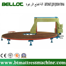 Carrousel Splitting Sponge Cutting Machine