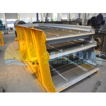 China Professioneller Fabrik Preis Circular Vibrating Screen