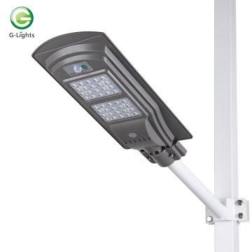 Integrated 40w LED Solar Street Light