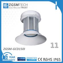 Éclairage industriel élevé de la lumière élevée 150W de baie de lumen UFO LED