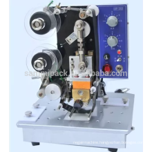 New Type top semi automatic date printing machine