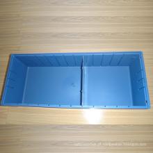 Caixas multiusos de material PP