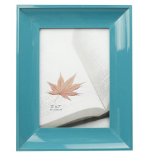 Blue 5x7inch Pvc Photo Frame