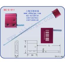 Einstellbare Kabelbinder BG-G-011 Kabeldichtung