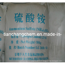 Agriculture Fertilax Sulfate d'ammonium Nitrogène21%