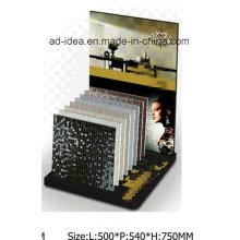 Модный Стеллаж для выставки товаров металла/Дисплей для плитки