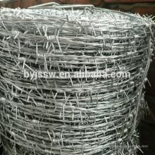 Arame farpado de 400 metros Preço por rolo