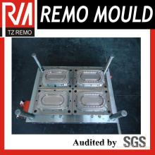 Plastic Container Mould with Pet Material