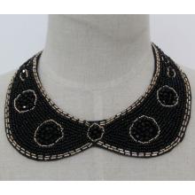 Damenmode Kristall Chunky Halskette Kragen (JE0175)