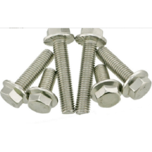 High Quality Flange Washer Hex Bolts Nuts