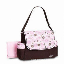 Mother Bag with Fashionable Design and Multifunctional Departments, OEM Orders are Welcome