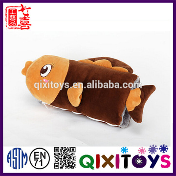 Creative fish shape hot water bag wholesale
