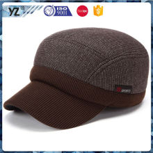 Factory supply top quality uniform hat/military cap wholesale