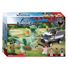 Boutique Building Block Toy pour Jurassic Legend Dinosaur Escape 05
