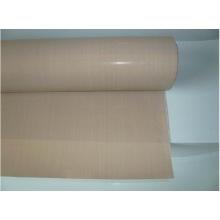 Tear resistant PTFE fiberglass fabric