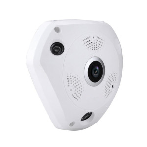 960P Fisheye Security Hidden Wifi Cámara IP
