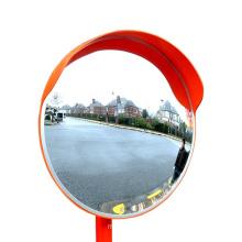 KL 60 cm Plastic Round Traffic Mirror  High Visible Wide Angle Convex Mirror, Car Convex Mirror/