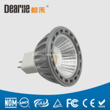 Indoor led light DC12V or AC85-260V MR16 GU5.3 E27 GU10 3W 4W 6W led spot light