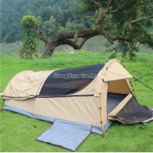 Single Person Tunnel Tents, Moistureproof Prevent Midge