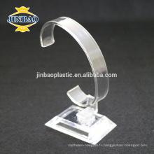 Jinbao personnaliser cristal perspex pmma calendrier acrylique boîte pour présentoir