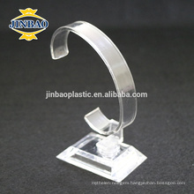 Jinbao customize crystal perspex pmma acrylic calendar box for display rack