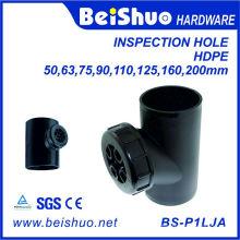 Wasser-Rohr-Montage-Inspektions-Loch-Montage-Rohr