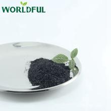 Fonte mineral natural fina fertilizante orgânico solúvel em água, ácido húmico + ácido fúlvico + potássio