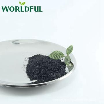 Natural fine mineral source water soluble organic fertilizer, humic acid + fulvic acid+potassium