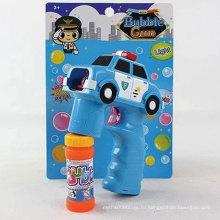 Музыка Электрические Наружная Летняя Игрушка Полицейская Автомобильная Игрушка Пузыря Пузыря