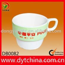 promotional porcelain cup