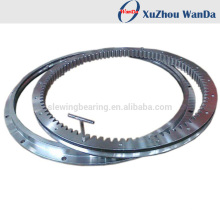 Light Type Slewing Bearing WD Series ball bearings Ball Slewing Bearing Hydraulic Retaining Rings