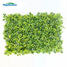manufacture Artificial green vertical wall garden grass for decoration