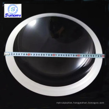 Optical Glass Dome Lenses Price for sales