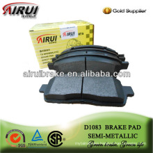 D1083 top quality brake pad for Ford F150/LINCOLN Truck