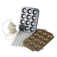 Antihaft-Backformen Standard Muffin- und Cupcake-Pfanne