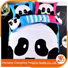 New cartoon pattern designs bed sheet for wholesale