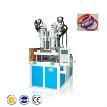 Quality rotary style plug charger plastic making machine