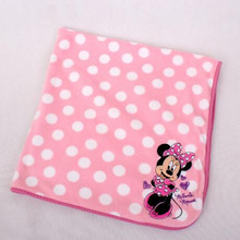 2016 New Design Mickey Baby Girls Fleece Blanket