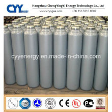 ISO9809 Seamless Steel Fire Fighting Carbon Dioxide Gas Cylinder