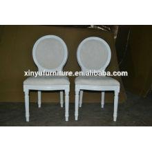 Cadeira de casamento cadeira Louis XD0579