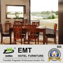 Foshan Wooden Fashional Home Esszimmer Möbel Set (JZ-C-1002-1)